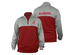 Alabama Men's Polyfleece 1/4 Zip