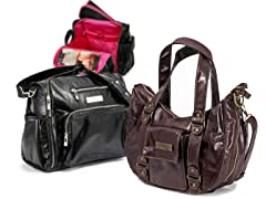 Ju-Ju-Be Diaper Bags - 2 Styles