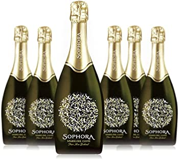 6-Pack Sophora New Zealand Sparkling Cuvee Wine