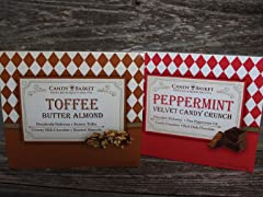 CB Almond Toffee & Peppermint Velvet (2)