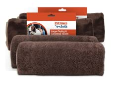 E-Cloth Large Pet Towel Set (2-Pack)