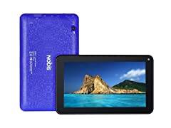 "7"" Android 4.2 Quad-Core Tablet - Blue"