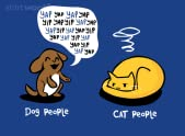 Dog People, Cat People