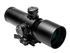 VISM 4x50 CQB Prismatic Riflescope