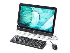 """23"""" Dual-Core i3 AIO PC"""