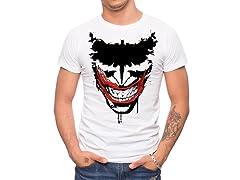 Joker Bat Grin T-Shirt