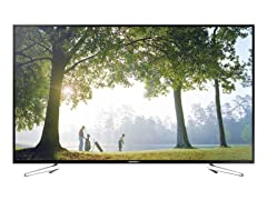 "Samsung 75"" 1080p 3D LED Smart TV with Wi-Fi"