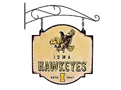 Iowa Vintage Tavern Sign