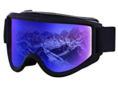 Tough Outdoors Drift Ski Goggles