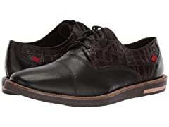 Marc Joseph New York Mens Leather Manhattan Oxford