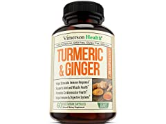 Vimerson Turmeric Curcumin with Ginger