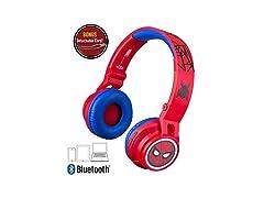 Kids Bluetooth Spiderman Headphones