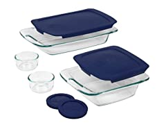 Pyrex 8pc Bake 'N Store Set