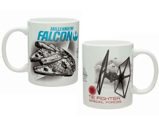 Force Awakens Coffee Mug 4 Styles