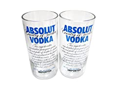 Blumarble Absolut Tumbler Set of 2