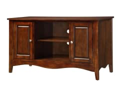 "Homelegance 46"" TV Stand - Dark Brown"
