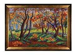 Ranson - The Clearing or Edge of the Wood: 36X24