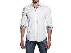 Jared Lang Dress Shirt, White