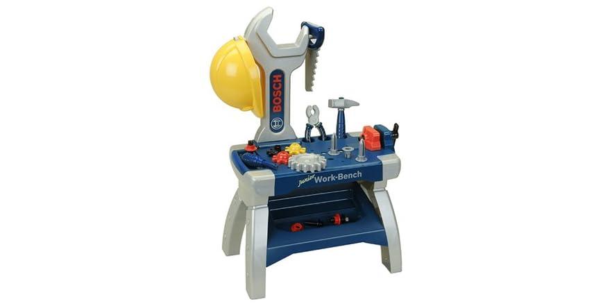 bosch mini junior workbench kids toys. Black Bedroom Furniture Sets. Home Design Ideas
