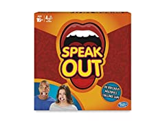 Hasbro Hasbro Speak Out Game