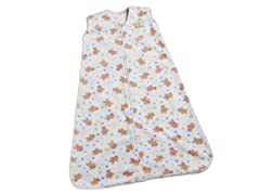 Microfleece Sleepsack - Teddy Bear