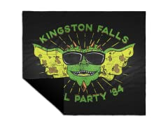 """84 Pool Party"" Camp Blanket"
