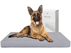 PETLIBRO Orthopedic Memory Foam Dog Bed