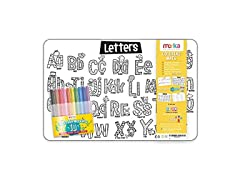 Coloring Placemats for Kids