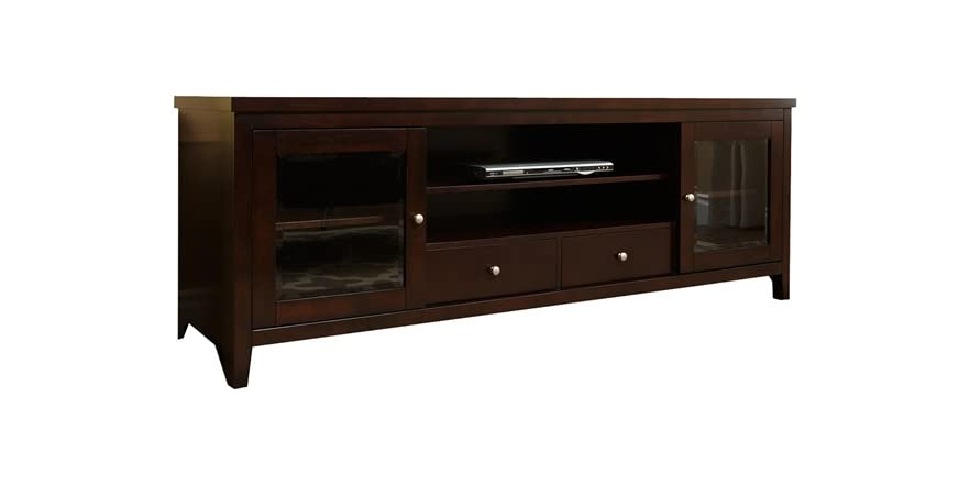 Kennedy 72 inch tv console for 100 inch media console
