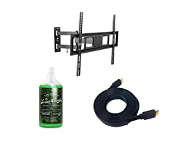 "BayouTech TV Mount Bundle: 37""-70"" TVs"