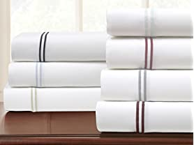 Italian Hotel Collection 1000TC Sheet Set