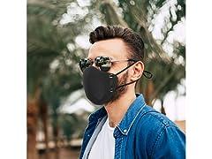 Shield Safe Reusable Silicone Face Mask