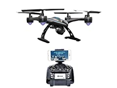 Contixo F5 FPV RC Quadcopter Drone with Wifi Cam