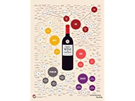 Wine Folly 'Different Types of Wine' Poster