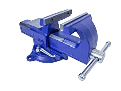 "Yost 4"" Rapid Action Bench Vise"
