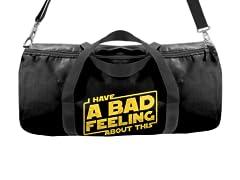 Here We Go Again Duffle Bag