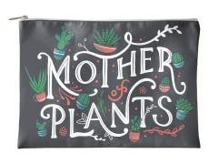 """Mother of Plants"" Accessory Pouch"