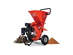 GreatCircleUSA 3-in-1 Wood Chipper