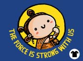 The Force is Strong With Us