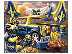 Michigan  -  Tailgate