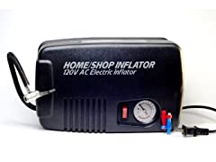 Air Power America (8110) 110V Household/Shop Inflator