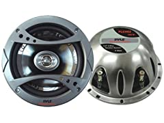 6.5'' 240W 2-Way Speaker System (Pair)
