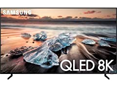"Samsung 85"" Q900 QLED Smart 8K UHD TV"