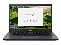 "Acer 14"" Dual-Core Intel 16GB Chromebook"
