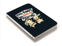 Kung Fu Bunnies Journal