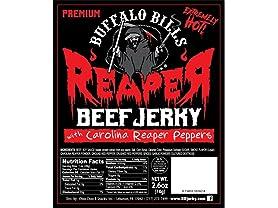 Buffalo Bills Premium Reaper Jerky