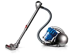 Dyson DC39 Canister Vacuum - Blue