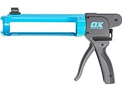 OX Tools Pro Rodless Caulk Gun