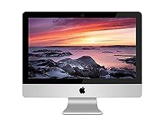 """Apple 21.5"""" iMac Intel i5 500GB SSD"""