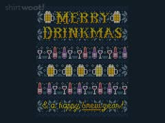 Merry Drinkmas Sweater